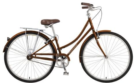 Manhattan Green 3 City Bike